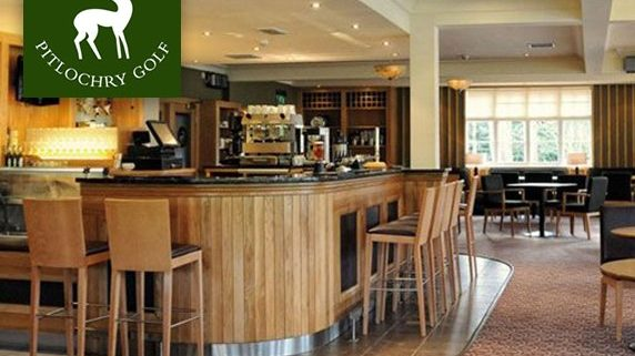 pitlochry golf club restaurant