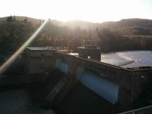 pitlochry hydro dam
